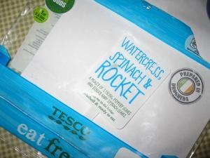 Misleading Tesco packaging
